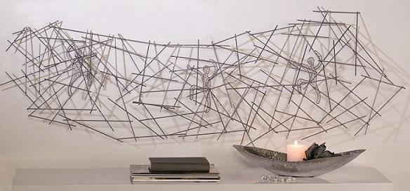 wandobjekt trio onlineshop f r dekoartikel. Black Bedroom Furniture Sets. Home Design Ideas